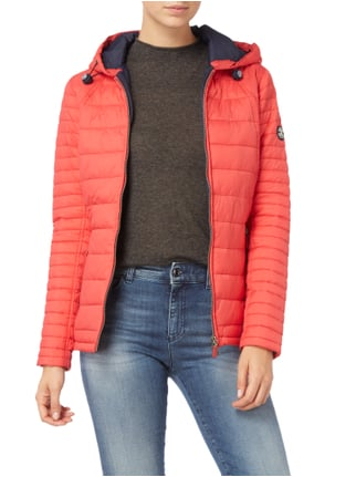 Barbour Steppjacke mit FibreDown-Isolierung Rot - 1