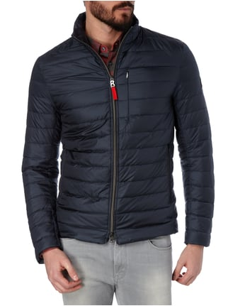 Bogner Fire + Ice Light-Daunenjacke mit Steppungen Marineblau - 1