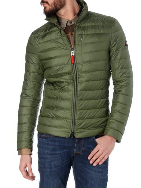 Bogner Fire + Ice Light-Daunenjacke mit Steppungen Olivgrün - 1
