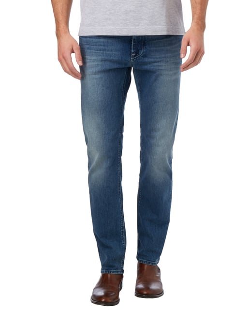 Boss Stone Washed 5-Pocket-Jeans Jeans - 1