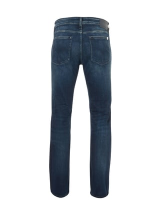 Calvin Klein Jeans Stone Washed Slim Straight Fit Jeans Jeans - 1