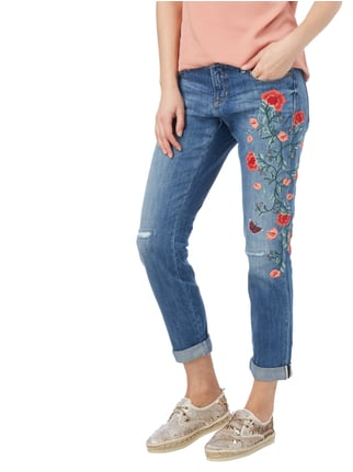 Cambio 5-Pocket-Jeans im Destroyed Look Jeans - 1