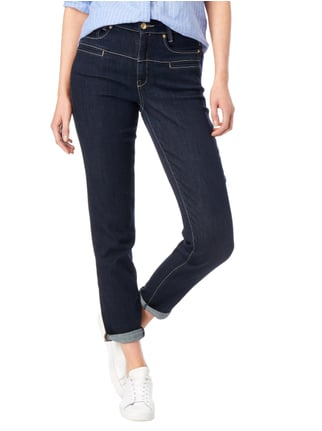 Cambio Rinsed Washed Slim Fit Jeans Pseudo - 1