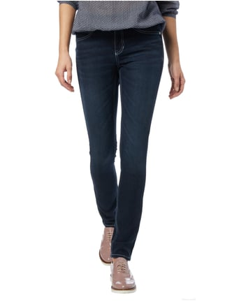Cambio Stone Washed 5-Pocket-Jeans Pseudo - 1