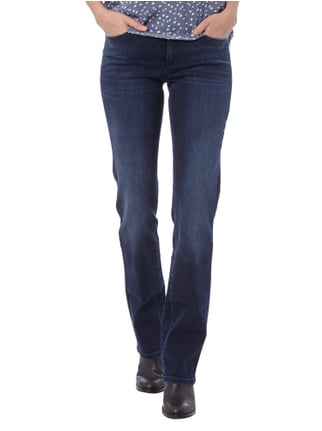Cambio Straight Fit Jeans mit hoher Leibhöhe Jeans - 1