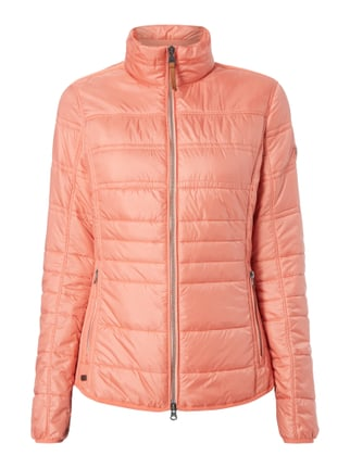 Steppjacke mit Wattierung Orange - 1