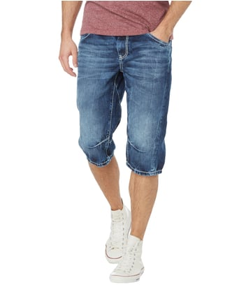 Camp David Double Stone Washed Jeansbermudas Jeans - 1