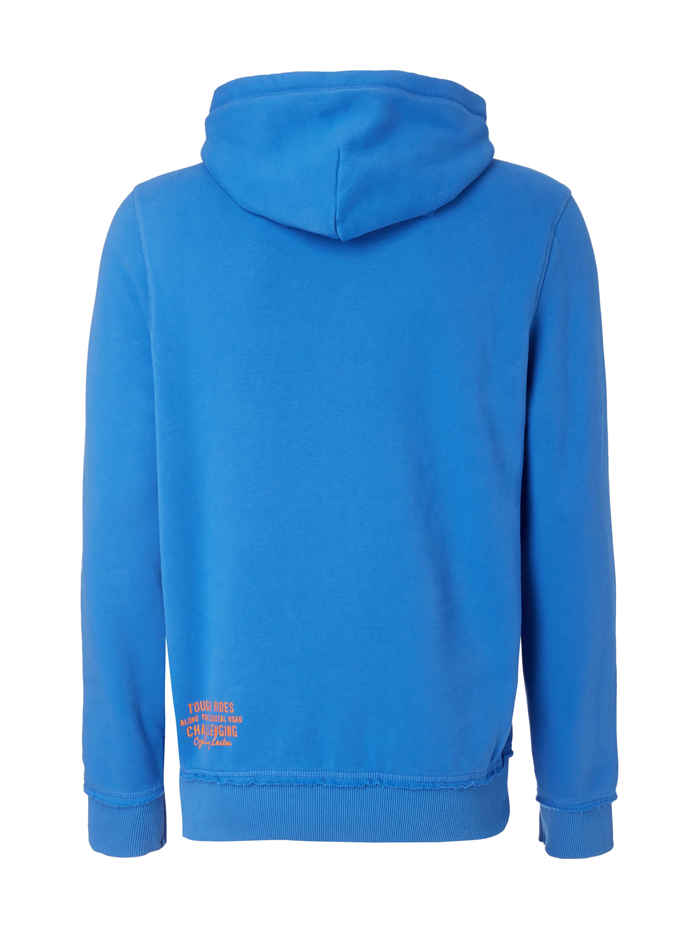 camp david hoodie mit logo applikation in blau t rkis online kaufen 9678624 p c online shop. Black Bedroom Furniture Sets. Home Design Ideas