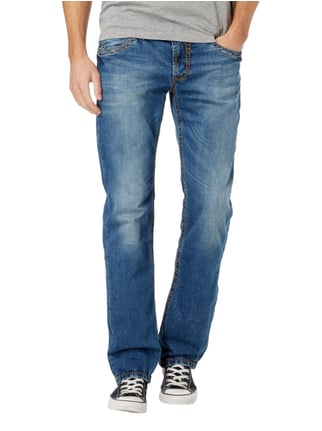 Camp David Stone Washed Regular Fit 5-Pocket-Jeans Jeans - 1