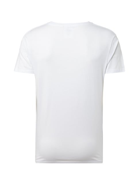 Cheap Monday T-Shirt mit Logo-Print Weiß - 1