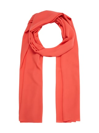 Stola aus Chiffon Orange - 1