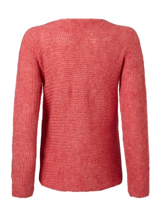 Christian Berg Women Pullover mit Woll-Anteil Pink - 1