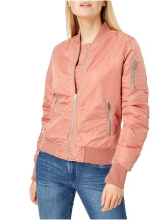 Closed Bomber mit Thermore®-Isolierung Rosa - 1