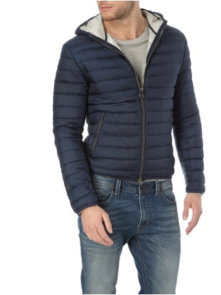 Colmar Originals Light-Daunenjacke mit Steppungen Marineblau - 1