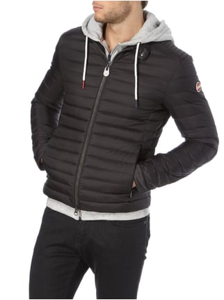 Colmar Originals Light-Daunenjacke mit Steppungen Schwarz - 1
