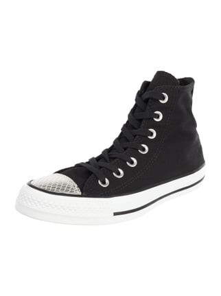 High Top Sneaker 'CTAS Hi' aus Canvas Grau / Schwarz - 1