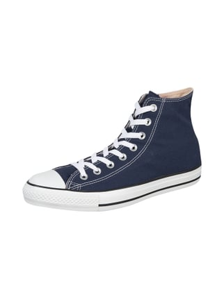 Sneakers aus Canvas Blau / Türkis - 1