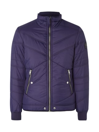 Steppjacke mit Thinsulate™-Isolierung Blau / Türkis - 1
