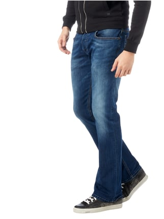 Diesel Stone Washed Boot Cut 5-Pocket-Jeans Jeans - 1