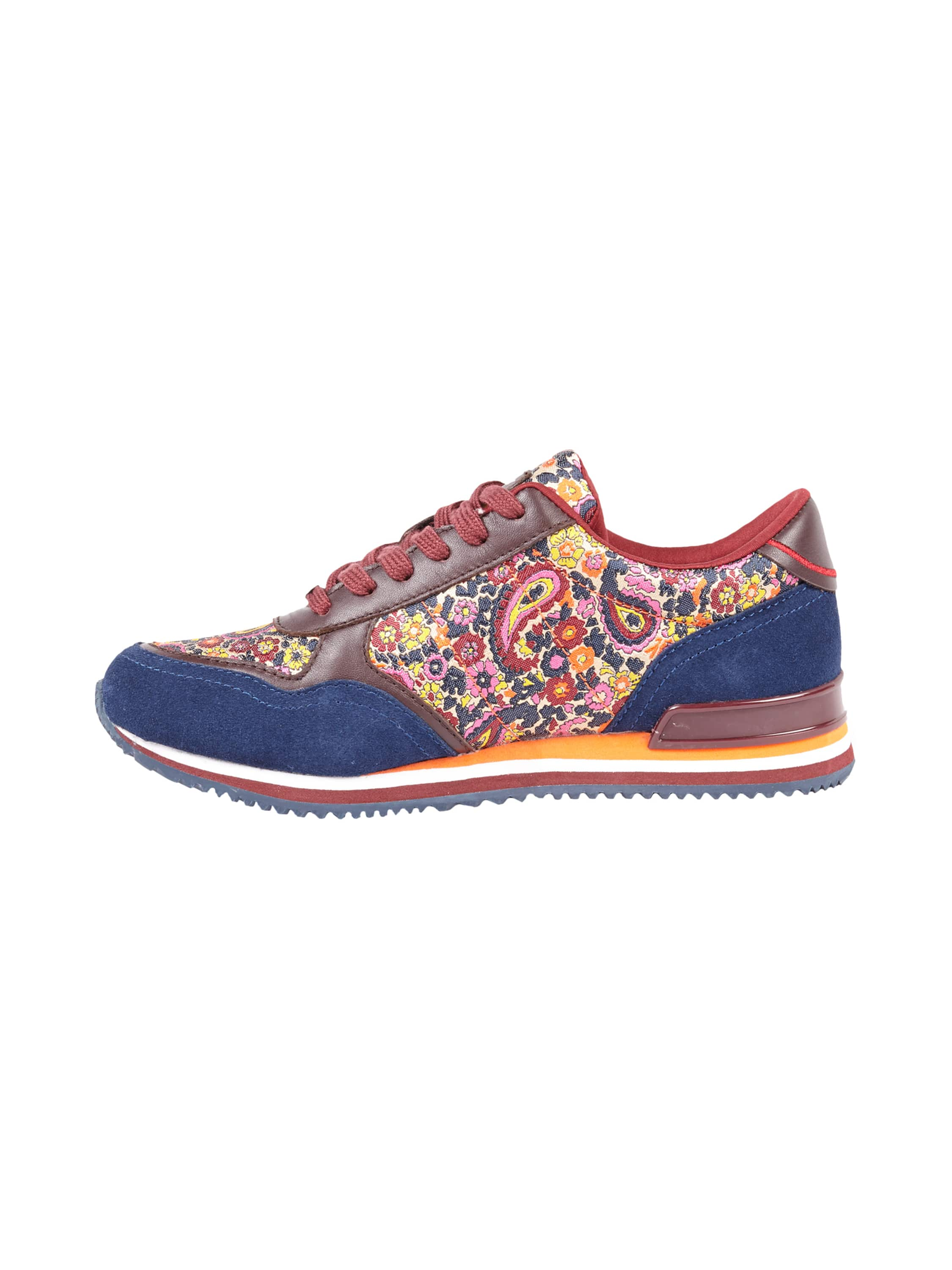 dkny sneaker mit paisley dessin in blau t rkis online kaufen 9307532 p c online shop. Black Bedroom Furniture Sets. Home Design Ideas