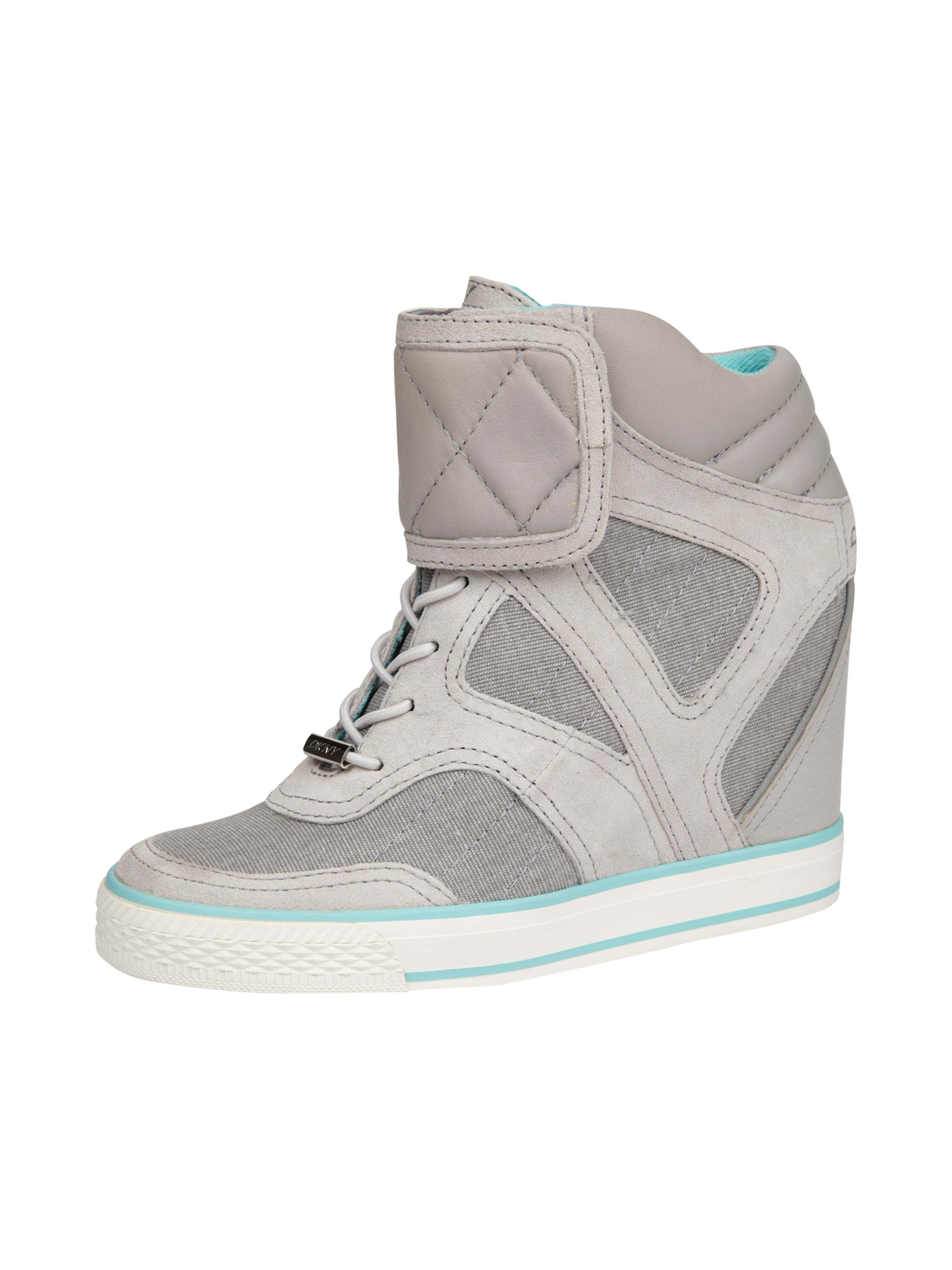 sneaker wedges aus echtem leder fashion id online shop. Black Bedroom Furniture Sets. Home Design Ideas