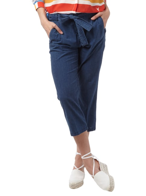 Drykorn Relaxed Fit Ankle Cut Jogpants Jeans - 1
