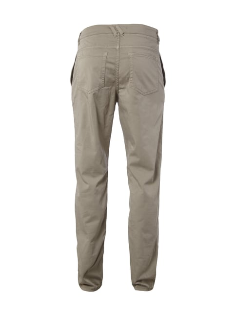 Drykorn Relaxed Fit Jogpants mit Stretch-Anteil Beige - 1