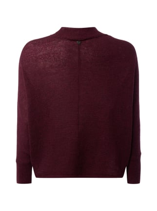 Esprit Collection Cardigan aus Woll-Kaschmir-Mix Bordeaux Rot - 1