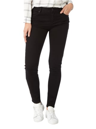 Esprit Coloured Skinny Fit Jeans Schwarz - 1