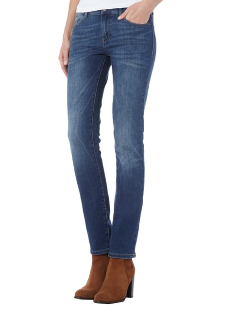 Esprit Straight Leg Stone Washed Jeans Jeans - 1