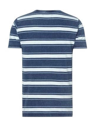 Esprit T-Shirt im Washed Out Look Dunkelblau - 1