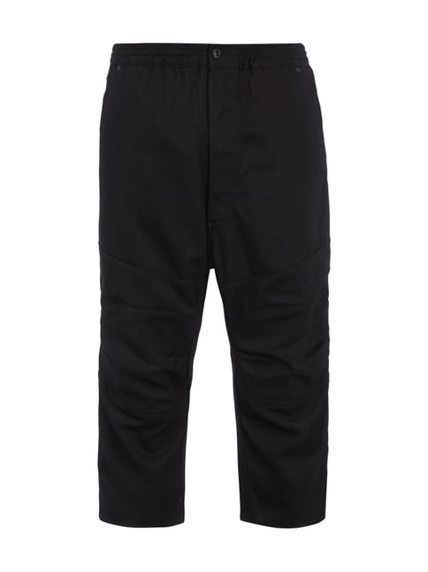 Anti Fit Jogpants in 7/8-Länge Grau / Schwarz - 1