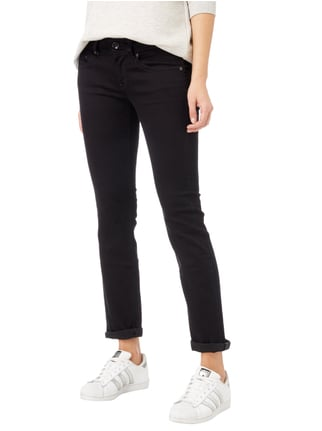 G-Star Raw Coloured Straight Fit Jeans Schwarz - 1