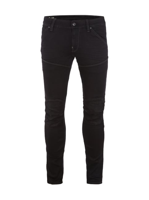Coloured Super Slim Fit Jeans Blau / Türkis - 1