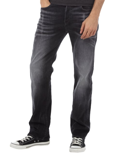 G-Star Raw Double Stone Washed Loose Fit Jeans Schwarz - 1