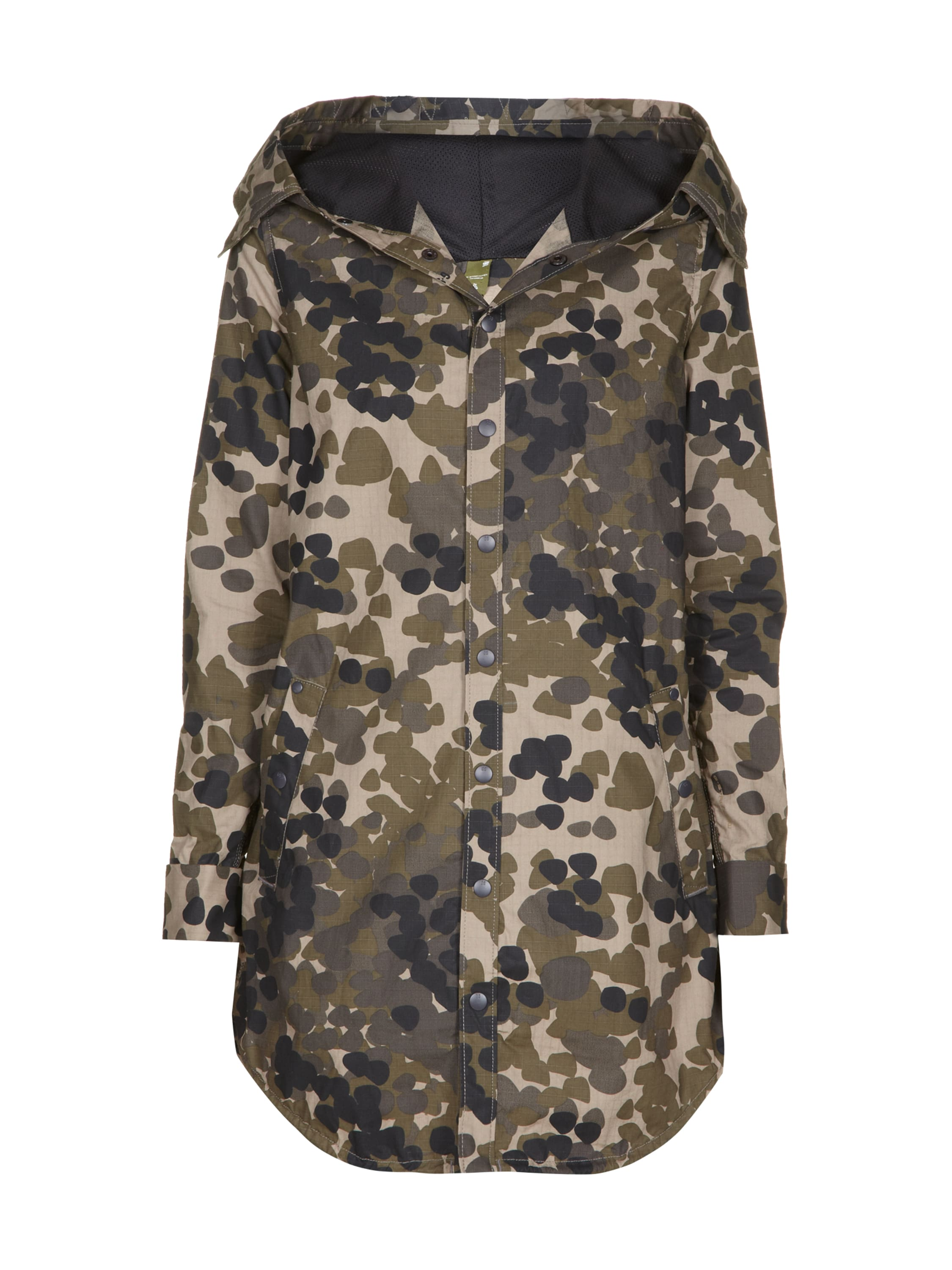 g star raw parka mit camouflage muster in gr n online kaufen 8953533 p c online shop. Black Bedroom Furniture Sets. Home Design Ideas