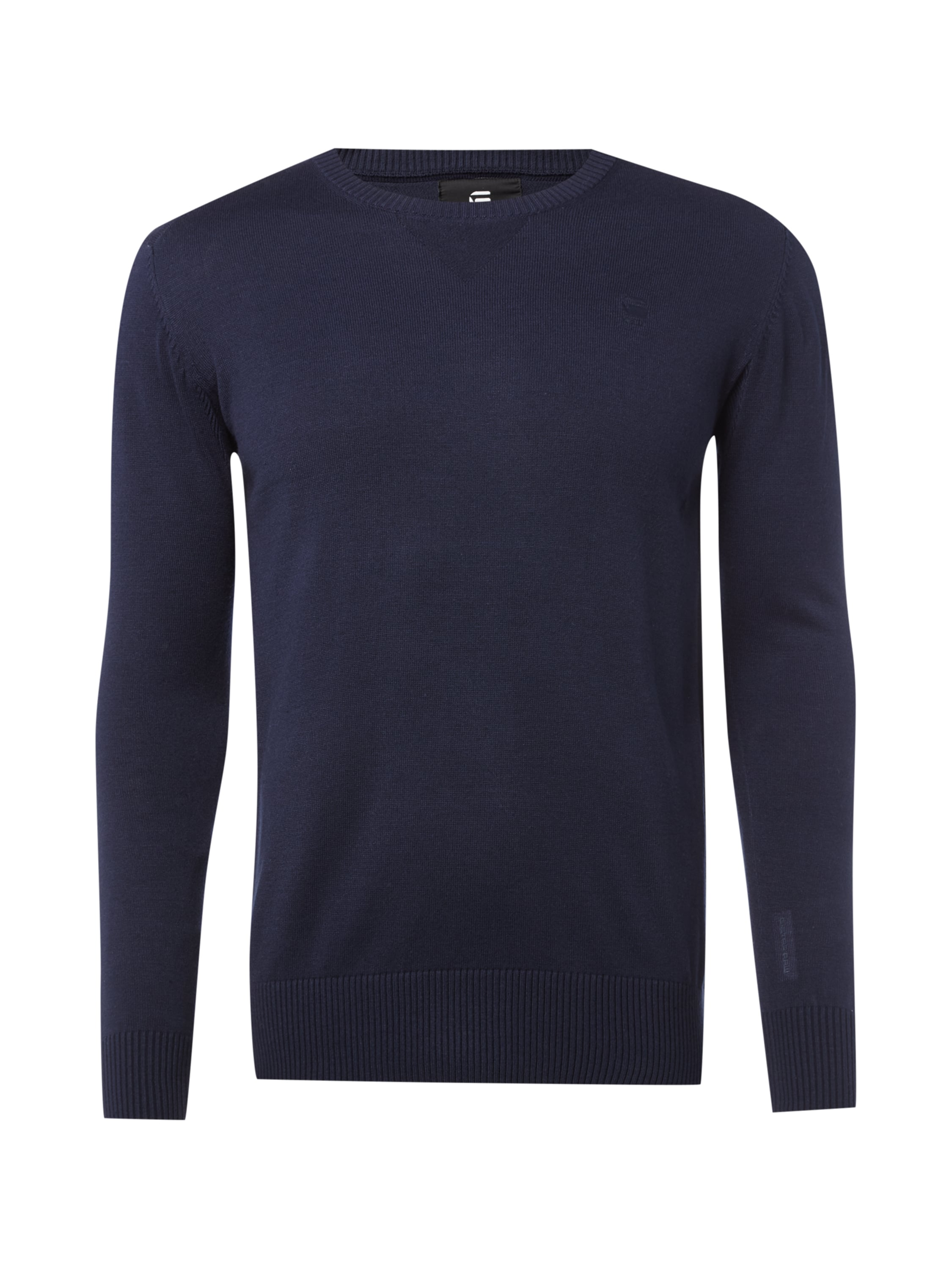 g star raw pullover mit rundhalsausschnitt in blau t rkis online kaufen 9492019 p c at online. Black Bedroom Furniture Sets. Home Design Ideas