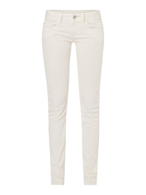 Skinny Fit 5-Pocket-Hose Rosé - 1