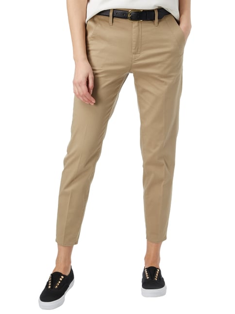 G-Star Raw Skinny Fit Chino mit Stretch-Anteil Beige - 1