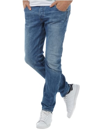 G-Star Raw Stone Washed Straight Fit 5-Pocket-Jeans Jeans - 1