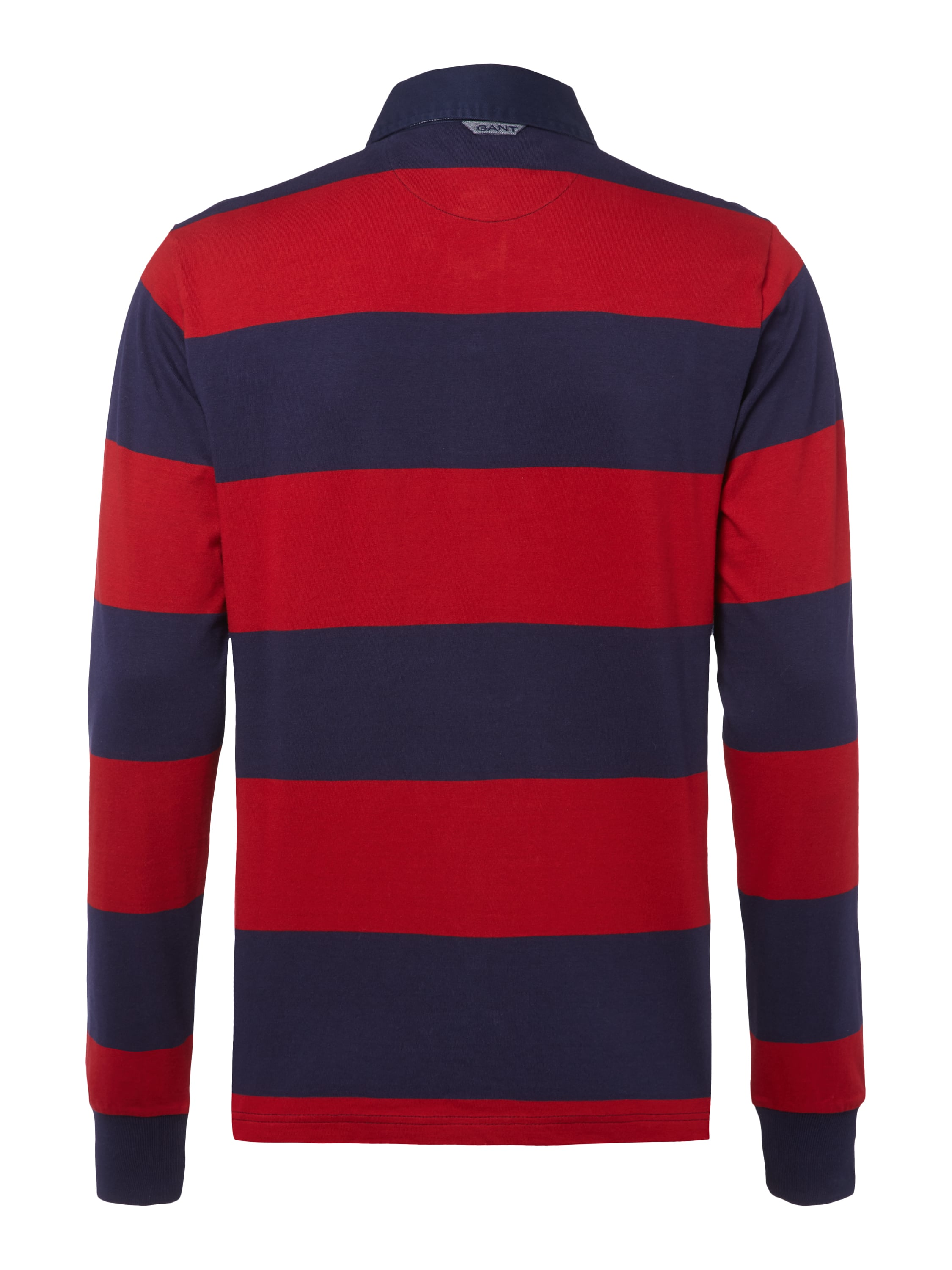 gant rugby shirt mit blockstreifen in rot online kaufen 9515968 p c at online shop. Black Bedroom Furniture Sets. Home Design Ideas