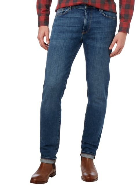 Gant Slim Fit Jeans mit Stretch-Anteil Jeans - 1