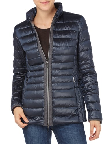 gil bret light daunen steppjacke mit wollbesatz in blau t rkis online kaufen 9518707 p c. Black Bedroom Furniture Sets. Home Design Ideas