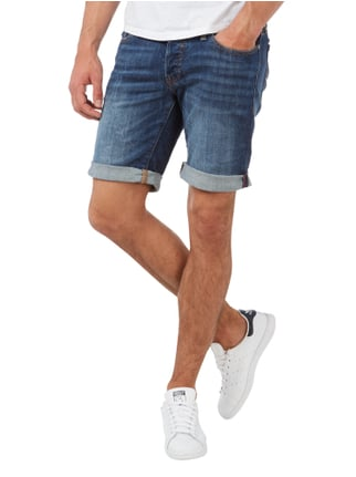 Guess Bleached Jeansshorts im Used Look Jeans - 1