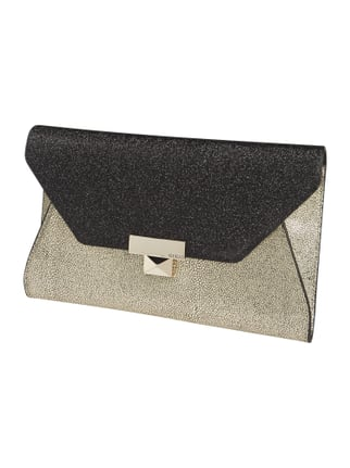 Clutch in Metallicoptik Gelb - 1