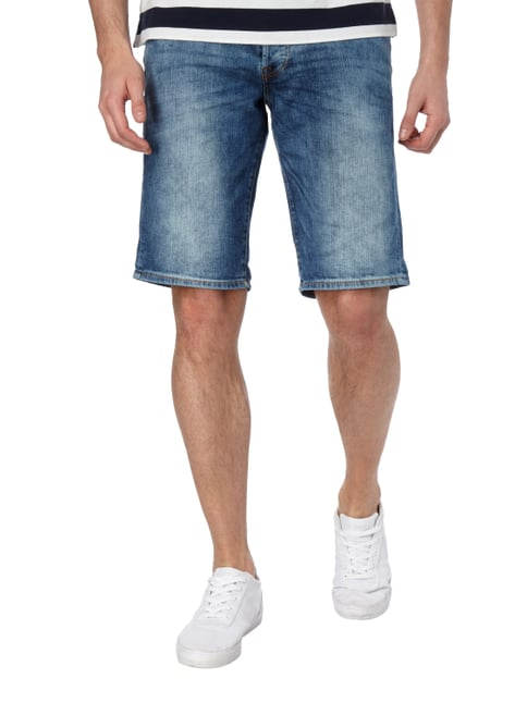 Guess Double Stone Washed Jeansshorts Jeans - 1
