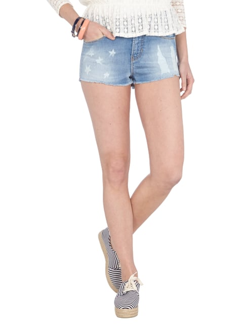 Guess Jeans-Hotpants im Destroyed Look Jeans - 1