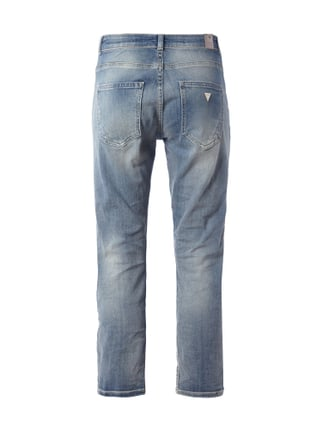 Guess Tapered Relaxed Fit Jeans im Destroyed Look Jeans - 1