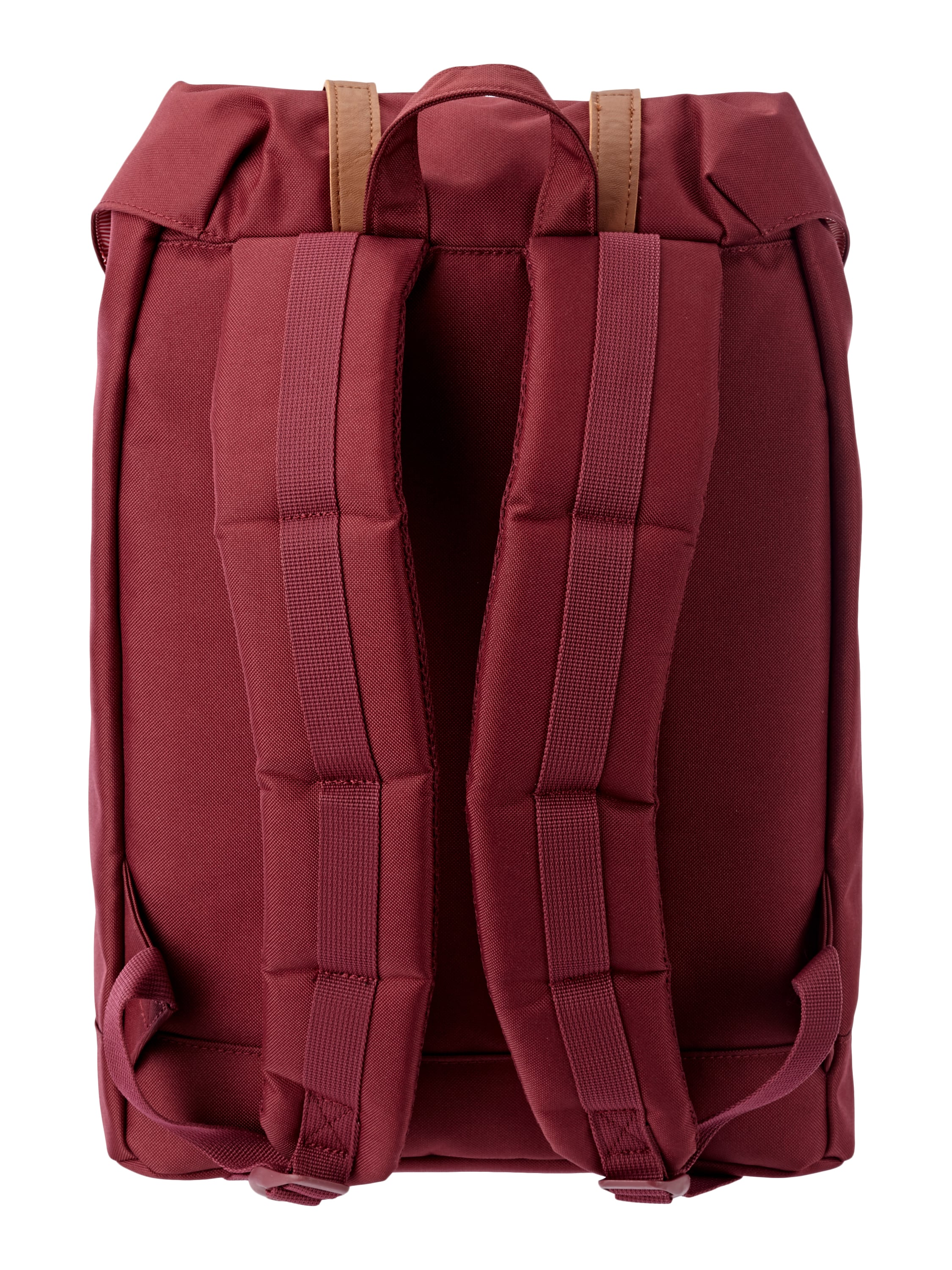 herschel rucksack mit gepolstertem laptopfach in rot online kaufen 9600186 p c online shop. Black Bedroom Furniture Sets. Home Design Ideas