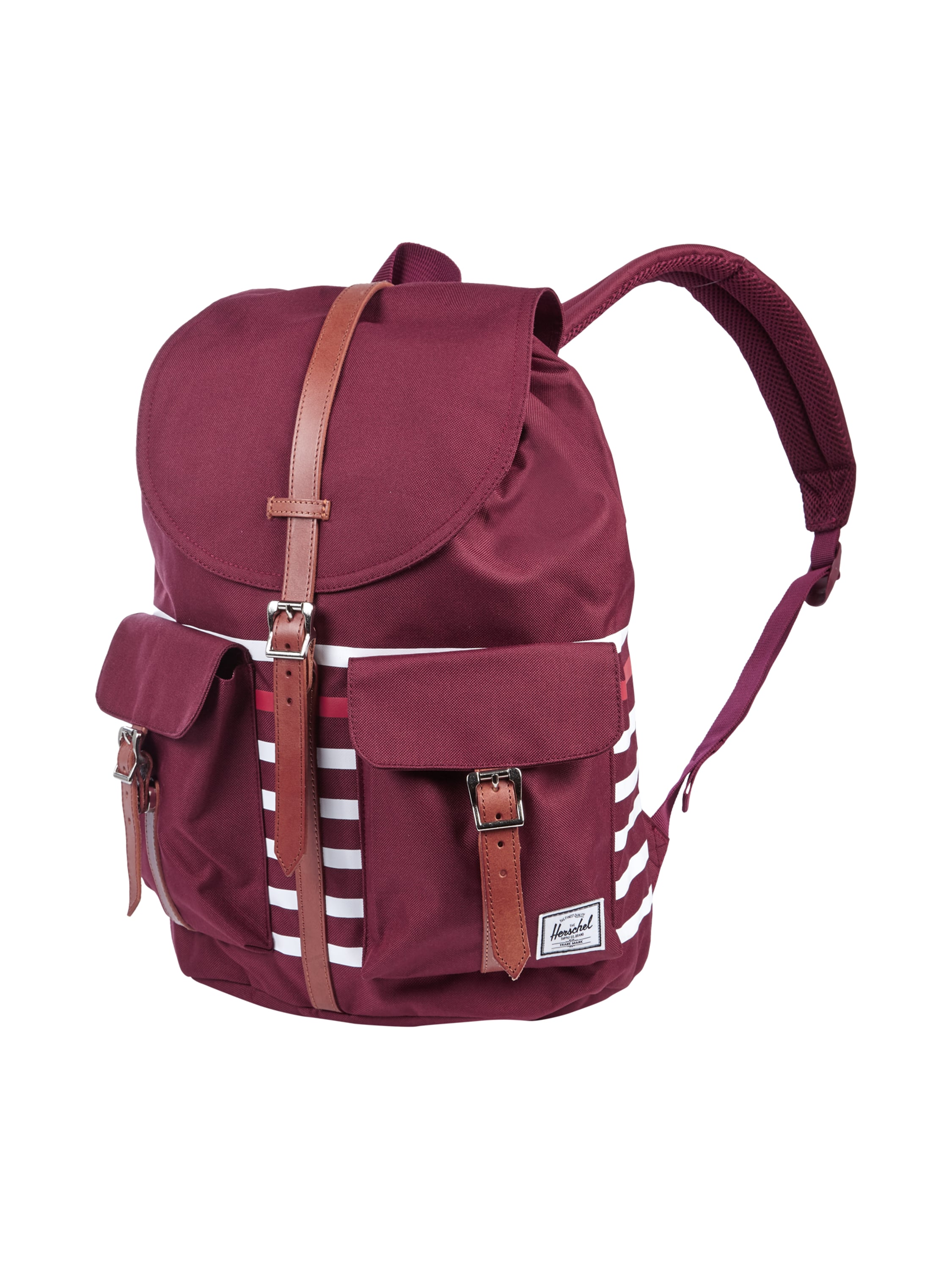 herschel rucksack mit laptopfach in rot online kaufen 9532532 p c at online shop. Black Bedroom Furniture Sets. Home Design Ideas